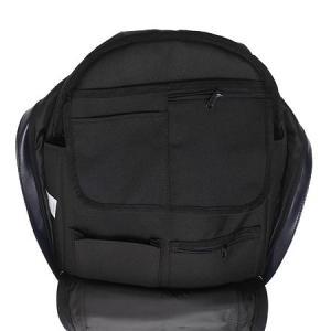アウトドアバッグ OUTDOOR リュック ネオシャイニング PU メンズ/レディース デイパック 12449357-PURPLE パープル|at-shop|03