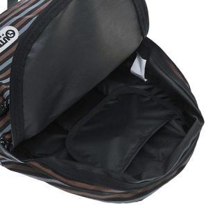 アウトドア プロダクツ OUTDOOR PRODUCTS リュック デイパック ストライプ ボーダー柄 メンズ/レディース 12459479-BLACK ブラック|at-shop|03