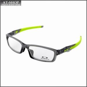 オークリーフレーム OAKLEY Frame OX8118-0256/ CROSSLINK FR  メガネフレーム クロスリンク アジアンフィット|at-shop