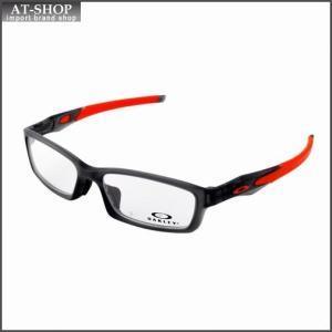 オークリーフレーム OAKLEY Frame OX8118-0956/ CROSSLINK FR  メガネフレーム クロスリンク アジアンフィット|at-shop