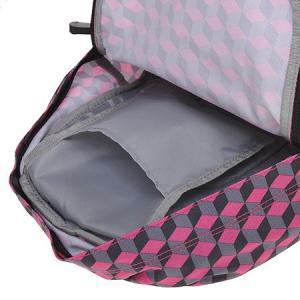 アウトドアバッグ OUTDOOR リュック 格子柄 ミニデイパック KIDSサイズ OUT-252-PINK ピンク at-shop 02