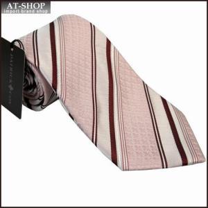 PATRICK COX パトリックコックス ネクタイ 約9.5cm ストライプ柄 ピンク系 PC-009-PINK|at-shop