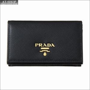 PRADA プラダ カードケース 1MC122 QWA F0002 BLACK|at-shop