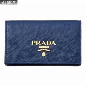 PRADA プラダ カードケース 1MC122 QWA F0016 BLUTTE|at-shop