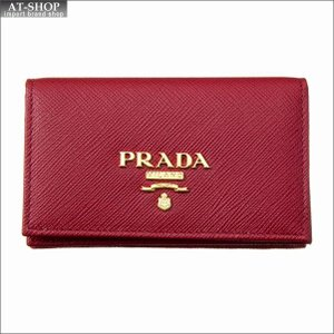 PRADA プラダ カードケース 1MC122 QWA F068Z FUOCO|at-shop