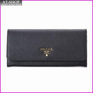 プラダ PRADA 1MH132 QWA F0002 NERO 長財布|at-shop