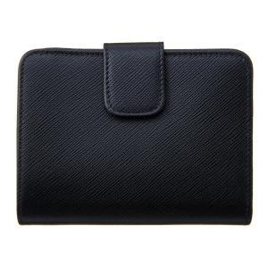 PRADA プラダ 財布サイフ サフィアーノ 二つ折り財布 ブラック 1ML018 QHH F0002|at-shop|02