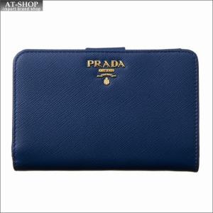 PRADA プラダ 財布サイフ 二つ折り財布 1ML225 QWA F0016|at-shop