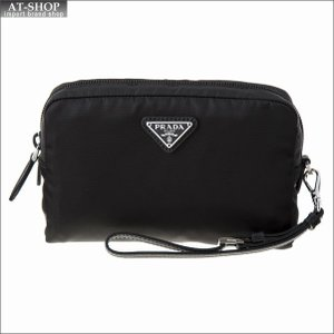 PRADA プラダ ポーチ 1NE021 067 F0002 NERO|at-shop