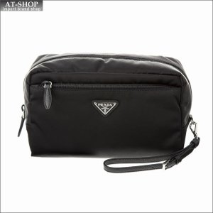 PRADA プラダ ポーチ 1NE394 067 F0002 NERO|at-shop