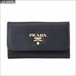 PRADA プラダ キーケース 1PG222 QWA F0002 NERO|at-shop