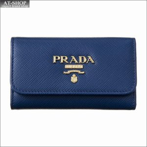 PRADA プラダ キーケース 1PG222 QWA F0016 BLUTTE|at-shop