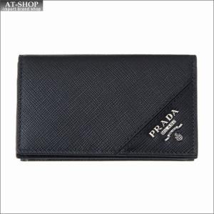 PRADA プラダ カードケース 名刺入れ 2MC122 QME F0002 NERO|at-shop