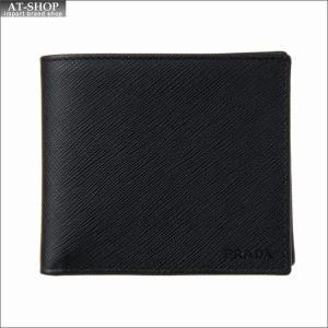 PRADA プラダ 財布サイフ 二つ折り財布 2MO738 053 F0002|at-shop