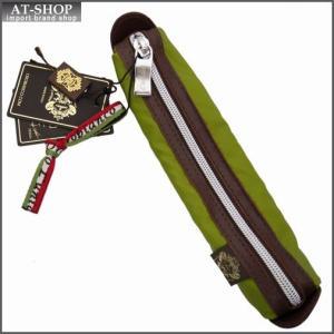 OROBIANCO オロビアンコ ペンケース pencase1x001verd グリーン|at-shop