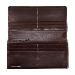 POLICE ポリス 財布サイフ ボルドゥーラ 二つ折り長財布 PLC132 BROWN|at-shop|04