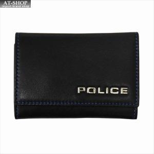 POLICE ポリス キーケース ボルドゥーラ PLC134 BLACK|at-shop