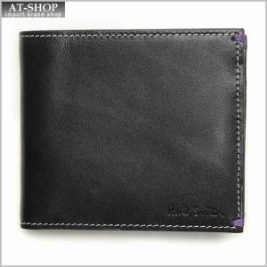 ポールスミス Paul Smith  財布 1033 W555 二つ折り財布|at-shop