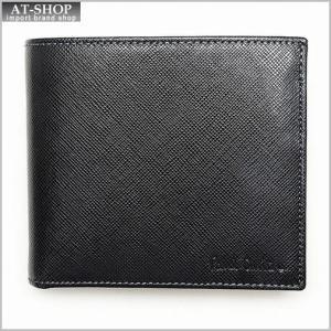 ポールスミス Paul Smith  財布 AMXA1033 W637 二つ折り財布|at-shop
