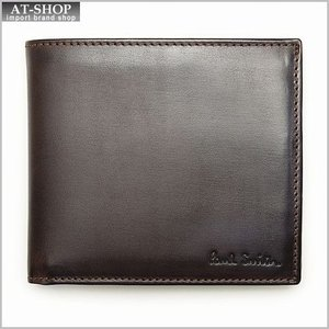 ポールスミス Paul Smith  財布 AMXA4214 W599 二つ折り財布|at-shop