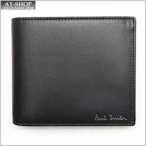 ポールスミス Paul Smith  財布 AMXA4585 W668 二つ折り財布|at-shop