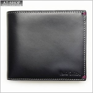 ポールスミス Paul Smith  財布 AMXX1033 W675 二つ折り財布|at-shop