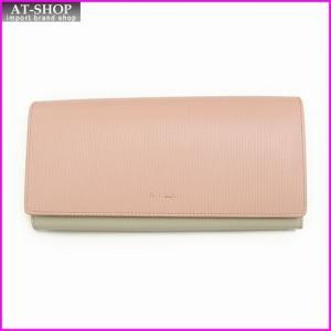 ポールスミス PaulSmith WPXA 4608 W748 LIGHT PINK 長財布 *|at-shop