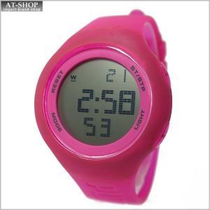 プーマ 時計 タイム PUMA ループ トランスペアレント 腕時計 PU910801025 ピンク...