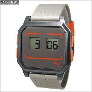 プーマ 時計 PUMA リストロボット 腕時計 PU910951013 ダークグレー