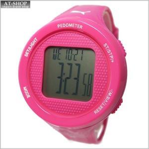 プーマ 時計 PUMA ステップ STEP レディース 腕時計 PU911042004 ピンク