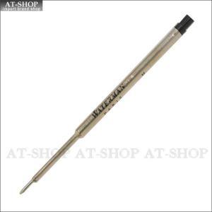 WATERMAN ウォーターマン専用 ボールペン替え芯 BPリフィール F:細字 ブラック S2271112 1964017|at-shop