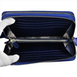 Vivienne Westwood ヴィヴィアン・ウェストウッド 財布サイフ NO,10 SAFFIANO 財布ポシェット ショルダーウォレット  51050026 BLUE 18SS ブルー|at-shop|03