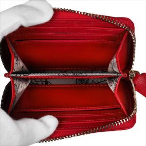 Vivienne Westwood ヴィヴィアン・ウェストウッド 財布サイフ NO,10 SAFFIANO 小銭入れ ラウンドファスナー財布 51080001 RED 18SS レッド|at-shop|03