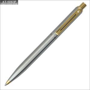 シェーファー SHEAFFER 筆記具 センチネル ブラッシュクロームGT ボールペン SEN325BP at-shop