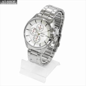 SEIKO セイコー 腕時計 クォーツ クロノグラフ SKS535P ホワイト×シルバー|at-shop