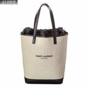 サンローラン SAINT LAURENT トートバッグ 551595 9J56E 9273 LINO BIANCO-NERO-NER|at-shop