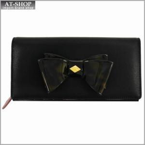 Vivienne Westwood ヴィヴィアン・ウェストウッド 財布サイフ NO,8 SOMERSET 二つ折り長財布 1032V30V BLACK 17SS ブラック|at-shop