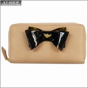 Vivienne Westwood ヴィヴィアン・ウェストウッド 財布サイフ NO,8 SOMERSET ラウンドファスナー長財布 5140V126V ROSE 17SS ローズ|at-shop
