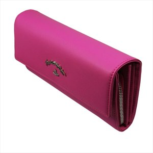 Vivienne Westwood ヴィヴィアン・ウェストウッド 財布サイフ NO,10 SONIA 二つ折り長財布 51060017 PINK 18SS ピンク|at-shop|04
