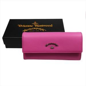 Vivienne Westwood ヴィヴィアン・ウェストウッド 財布サイフ NO,10 SONIA 二つ折り長財布 51060017 PINK 18SS ピンク|at-shop|05