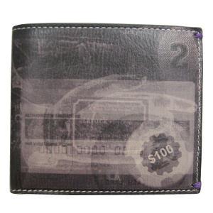 ポール・スミス Paul Smith 財布サイフ 二つ折り財布(小銭入れ付き) AFXA 1033 W389|at-shop