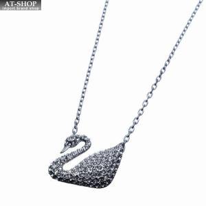 SWAROVSKI スワロフスキー ネックレス ペンダント Swan Necklace 5007735|at-shop