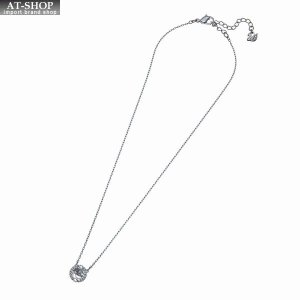 SWAROVSKI スワロフスキー ネックレス ペンダント Sparkling Dance Round Necklace 5286137|at-shop