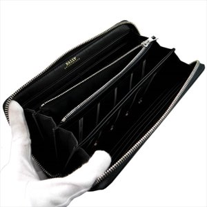 BALLY バリー 財布サイフ ラウンドファスナー長財布 TALEN 290 BLACK 6206815 ブラック|at-shop|05