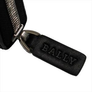 BALLY バリー 財布サイフ ラウンドファスナー長財布 TALEN 290 BLACK 6206815 ブラック|at-shop|06