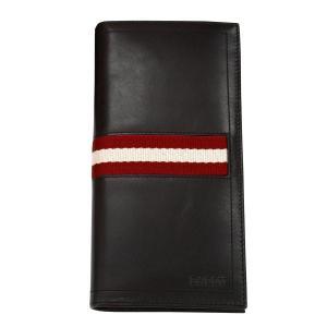 BALLYバリー 財布サイフ  TALIRO 271 6166473 二つ折り長財布 チョコ taliro_271_6166473|at-shop
