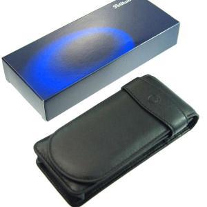 Pelikan ペリカン レザーペンケース 三本用 ブラック TG-31|at-shop