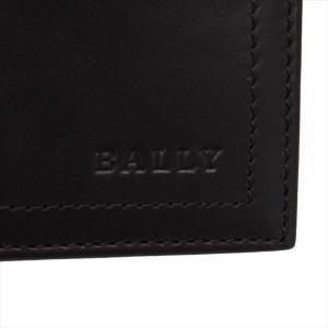 BALLY バリー カードケース 名刺入れ TIANSON 271 CHOCOLATE 6181892 ブラウン|at-shop|02