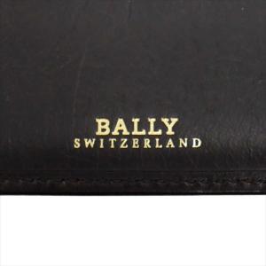 BALLY バリー カードケース 名刺入れ TIANSON 271 CHOCOLATE 6181892 ブラウン|at-shop|04