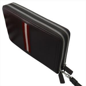 BALLY バリー 財布サイフ TINGER 6208237 CHOCOLATE トラベルウォレット チョコ|at-shop|05